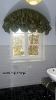Nietypowe okna w łazience
